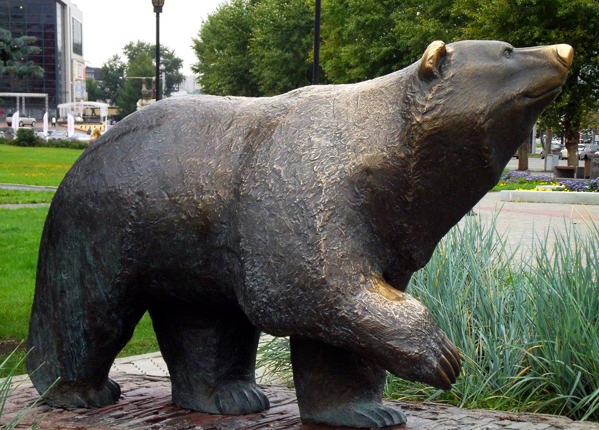 фото пермского медведя главное, что этот