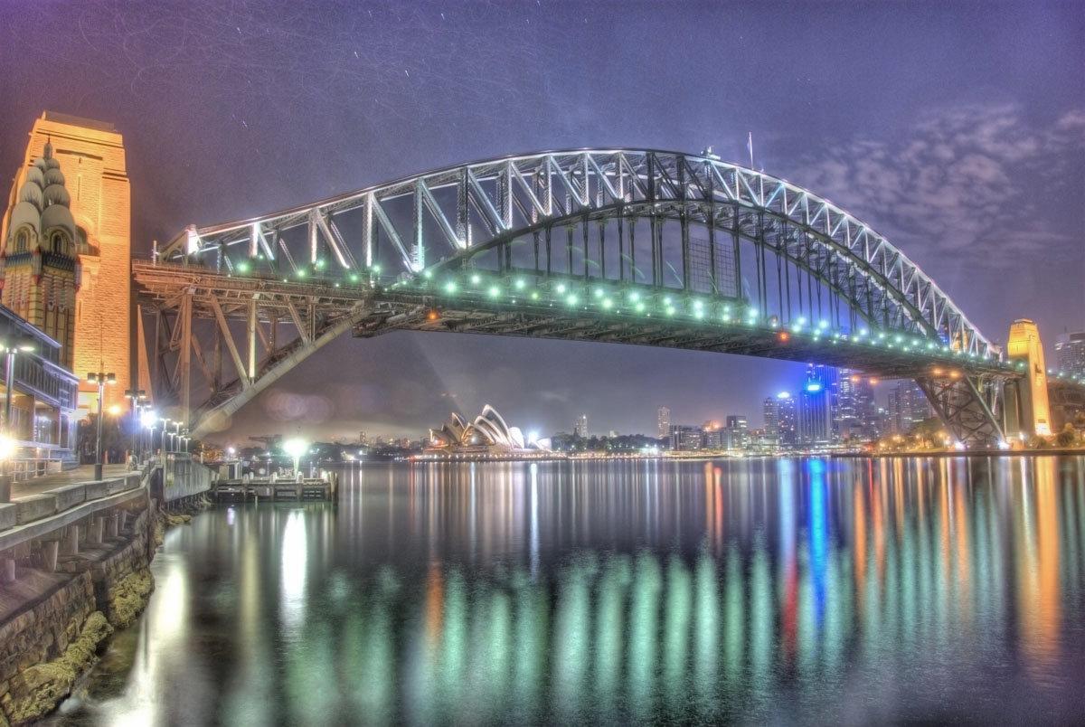самые красивые мосты мира в картинках распространенное привычное
