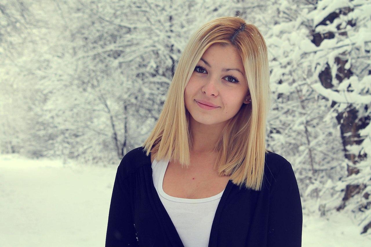 Самые популярные фото девушек в интернете любительские — photo 5