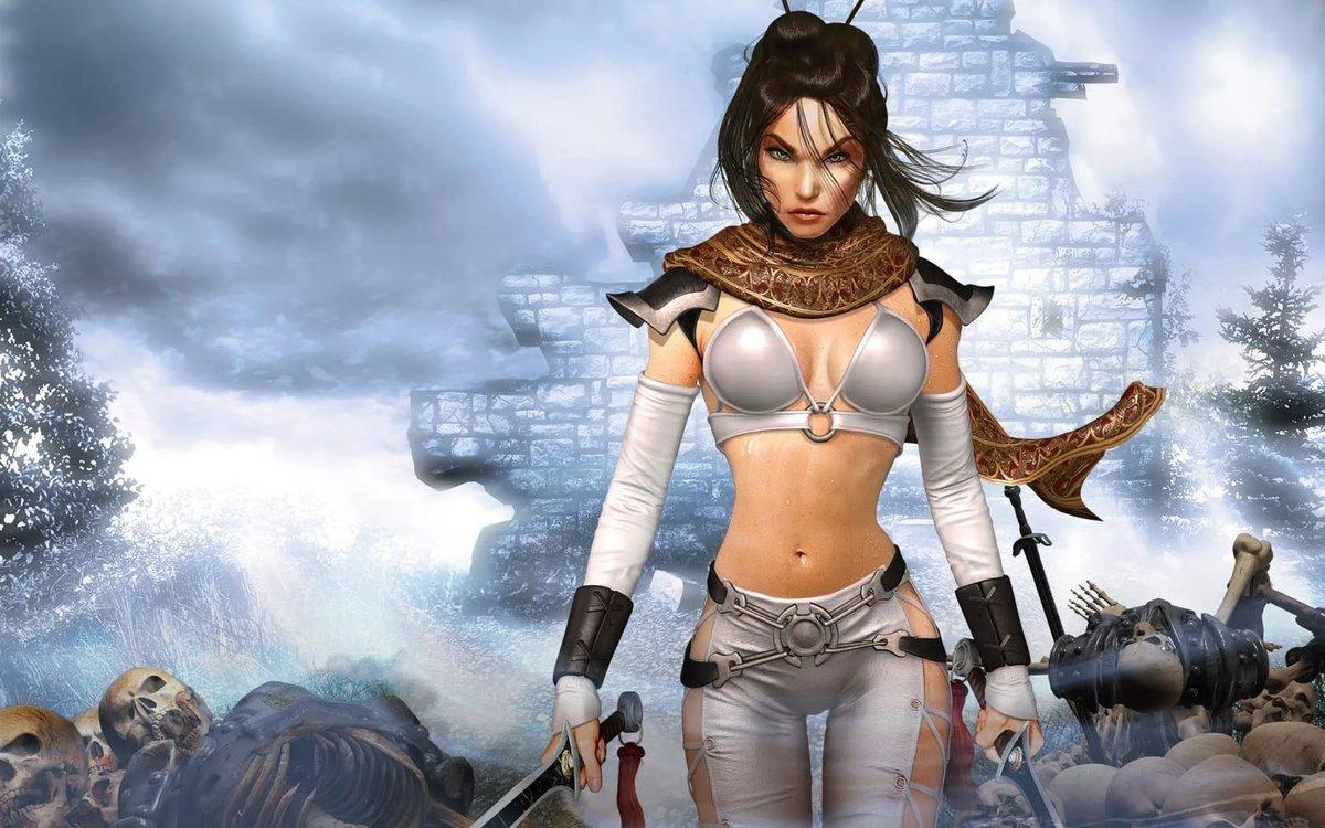фото фэнтези девушки воины ольге