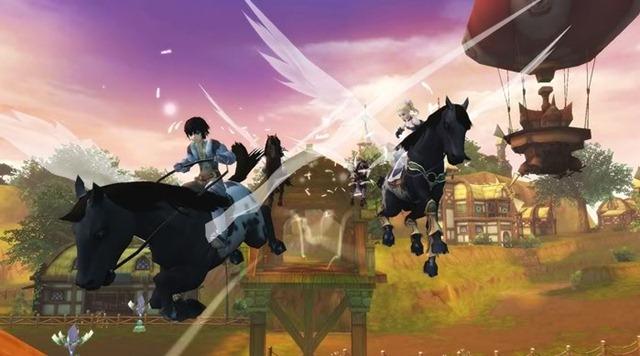 orig - Horse Quest Game Online Permainan Seru
