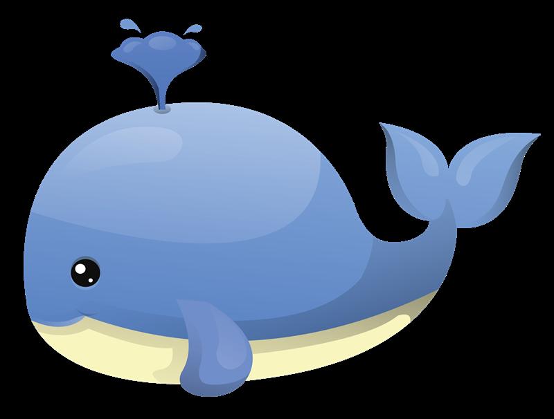 Днем святого, картинка кит с надписью для детей
