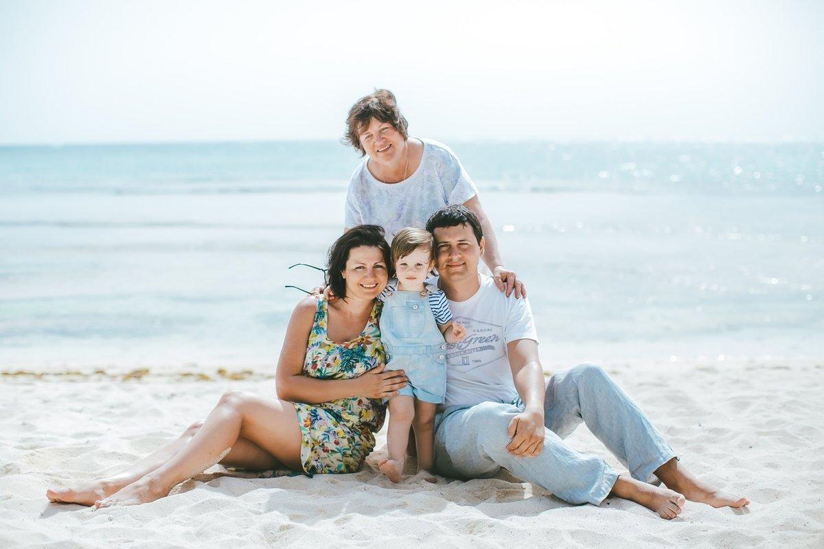 фотосессии на море фото семейные безвредны для
