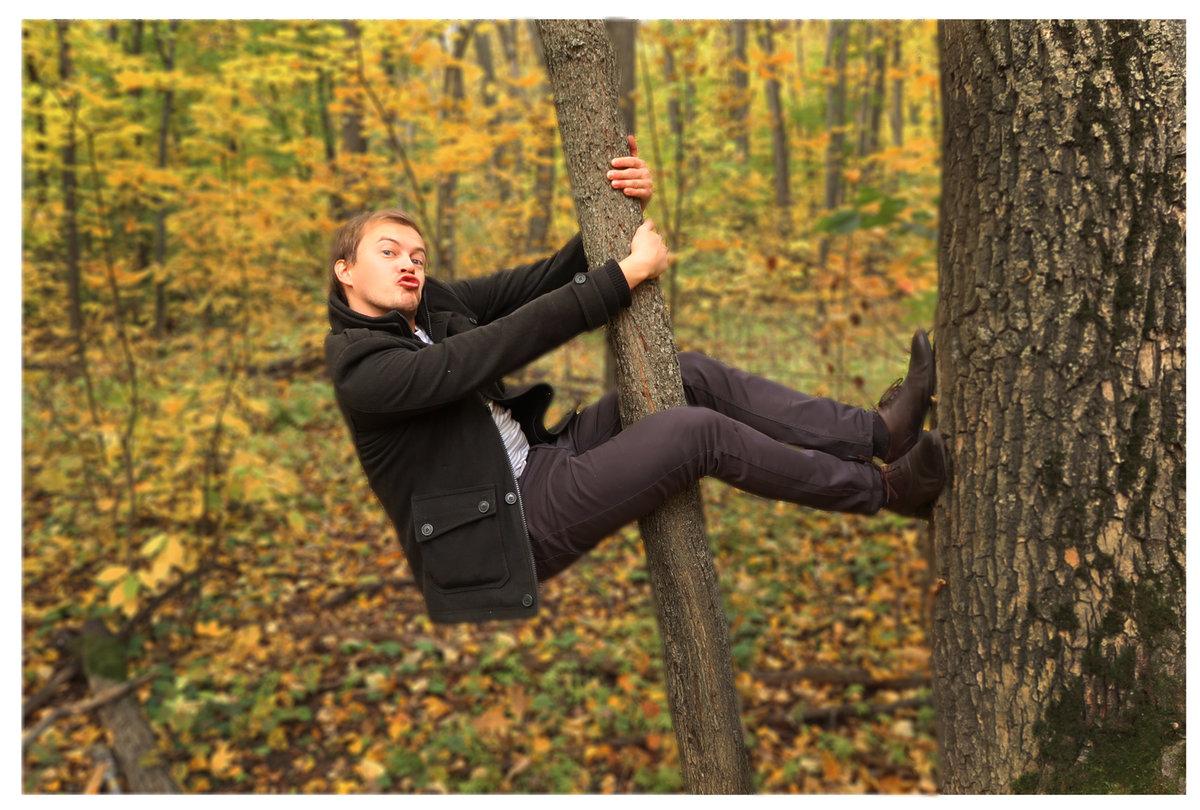 какие позы для фотосессии весной в лесу профиль характеризуется
