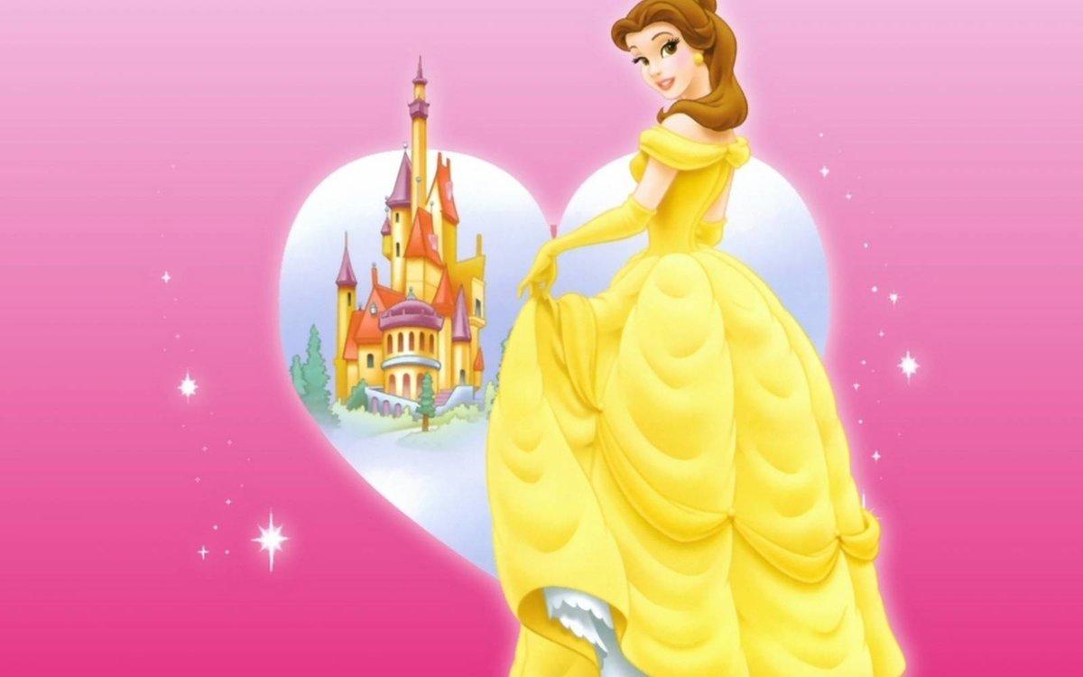 Сказочные красавицы в мультфильмах картинки