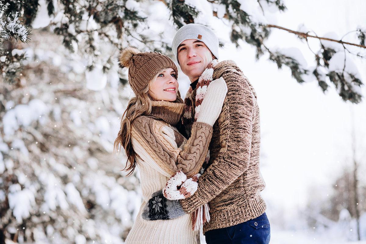 Зимние пары картинки
