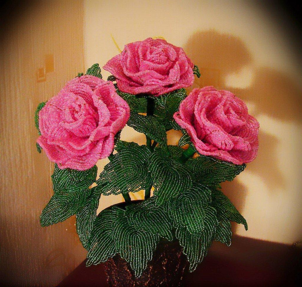 размещения предлагаются бисероплетение розы мастер класс с пошаговым фото для города