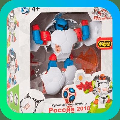 Игрушка робот-мячик в Елеце