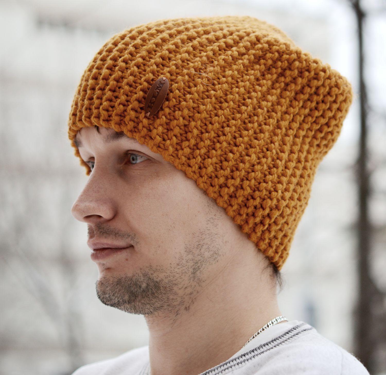 вязаная шапка бини шапка чулок мистраль карточка