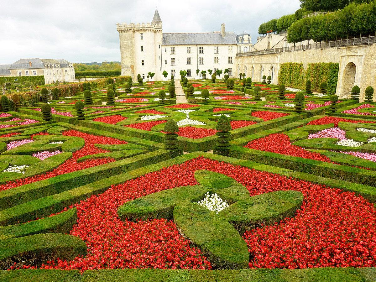 Картинки сады франции