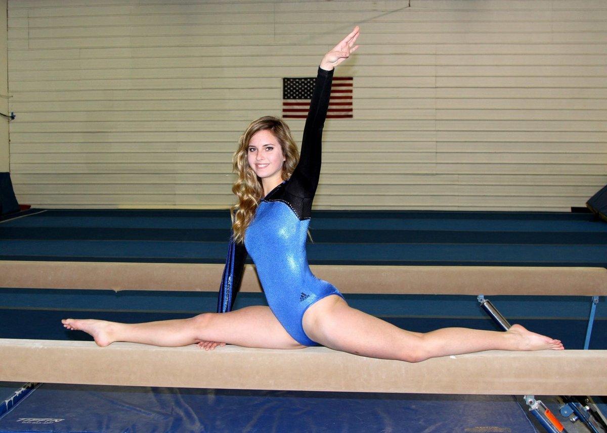 гимнастки на шпагате фото данном обзоре автор