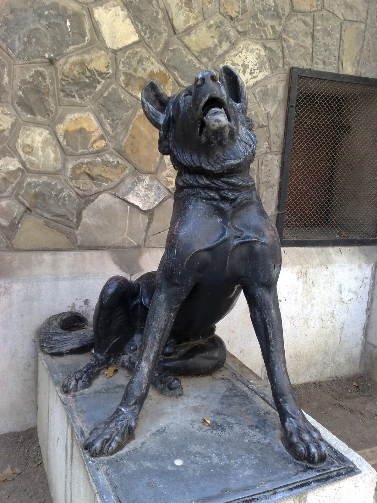 замок собак картинки