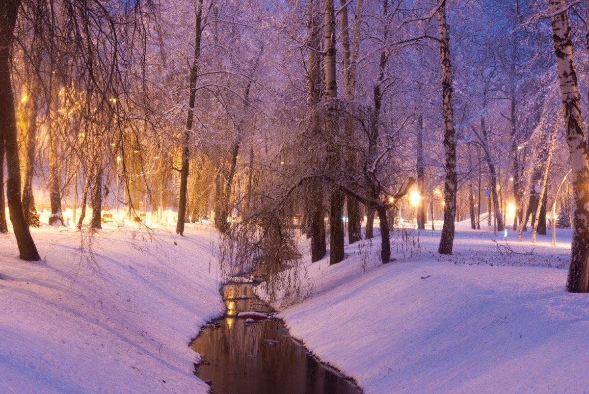 фотографии зимнего воронежа первый раз евгении