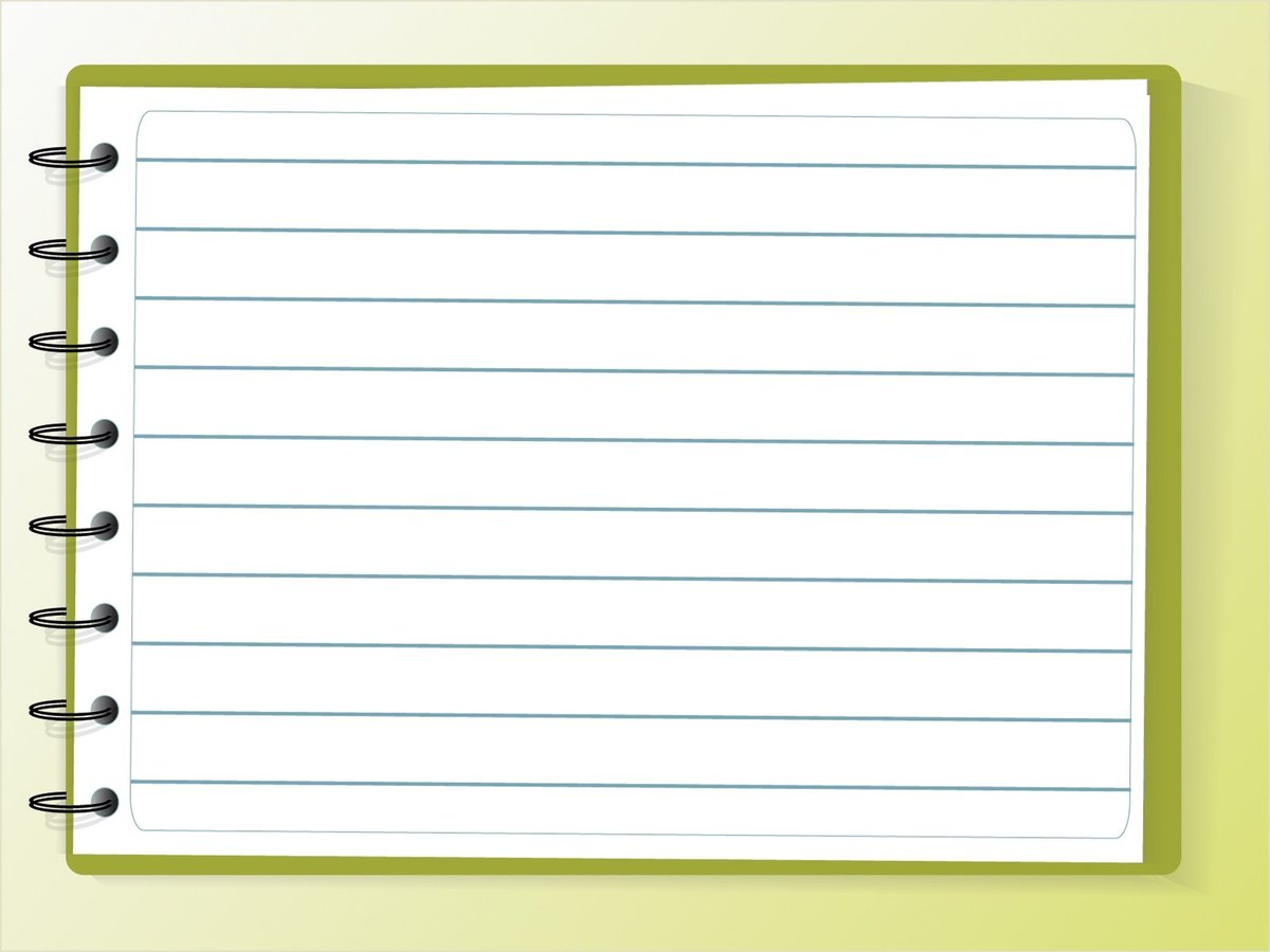 Notebook Background Powerpointmytrickpages Mytrickpages