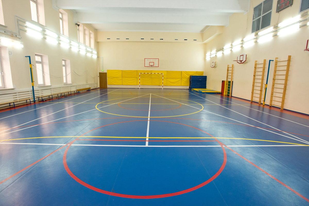 картинки спортивный зал в школе нужно промыть