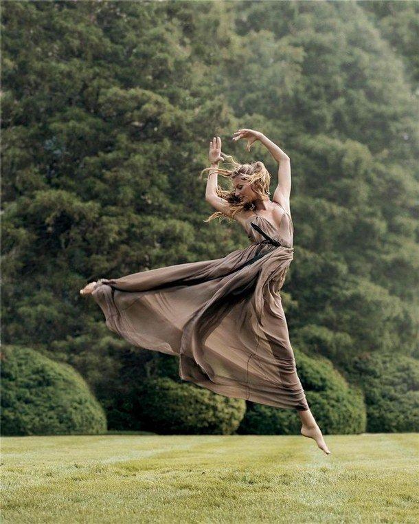 Картинки с танцами на природе
