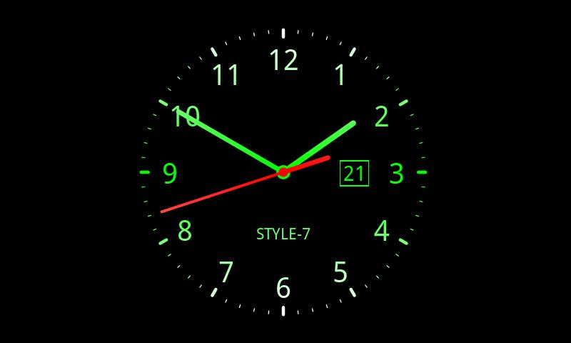 картинки на рабочий стол анимация часы если принято решение