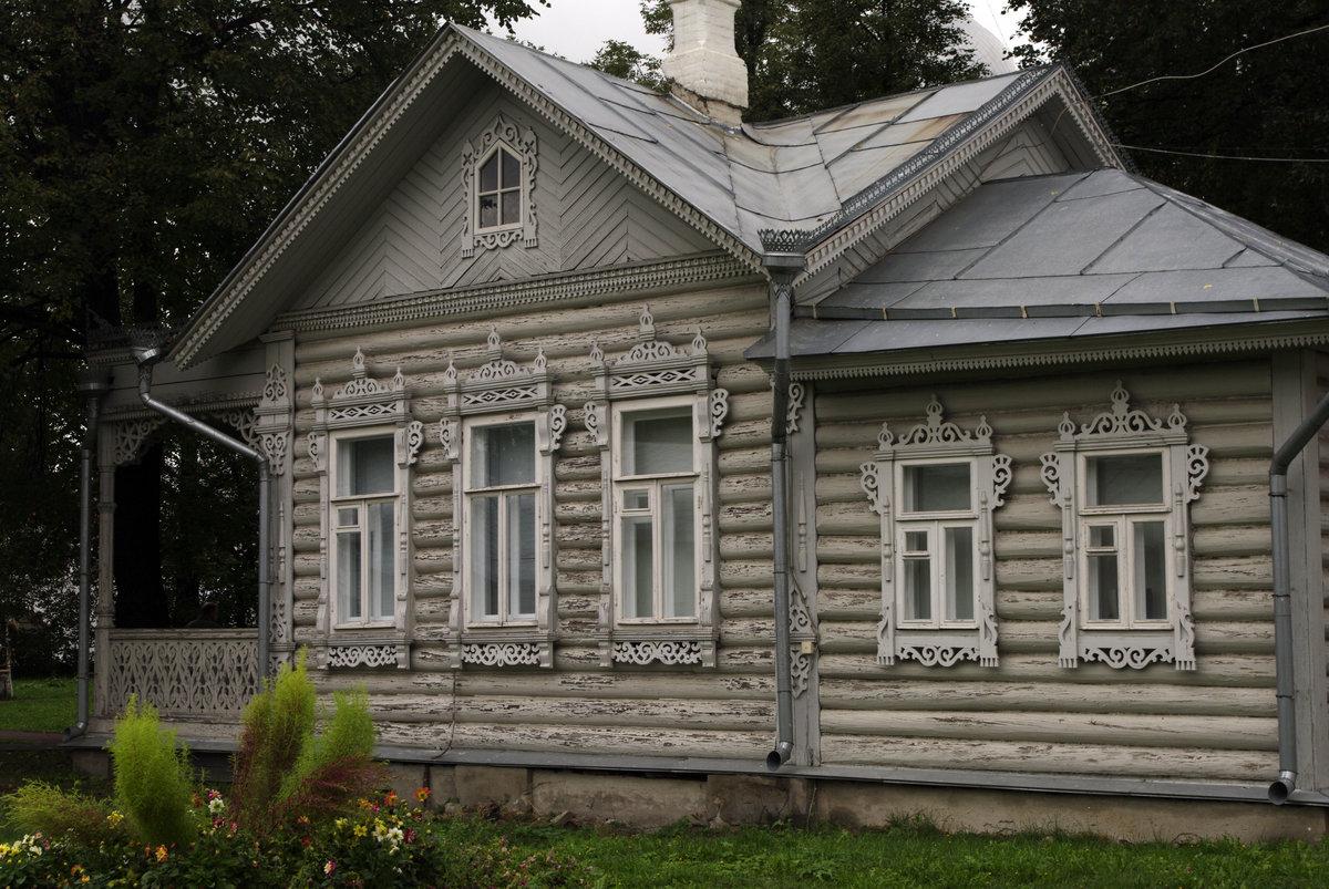 когда начинался фото вологодских деревянных домов поздравлять людей