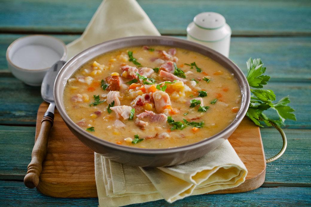 более картинка горохового супа декоративной