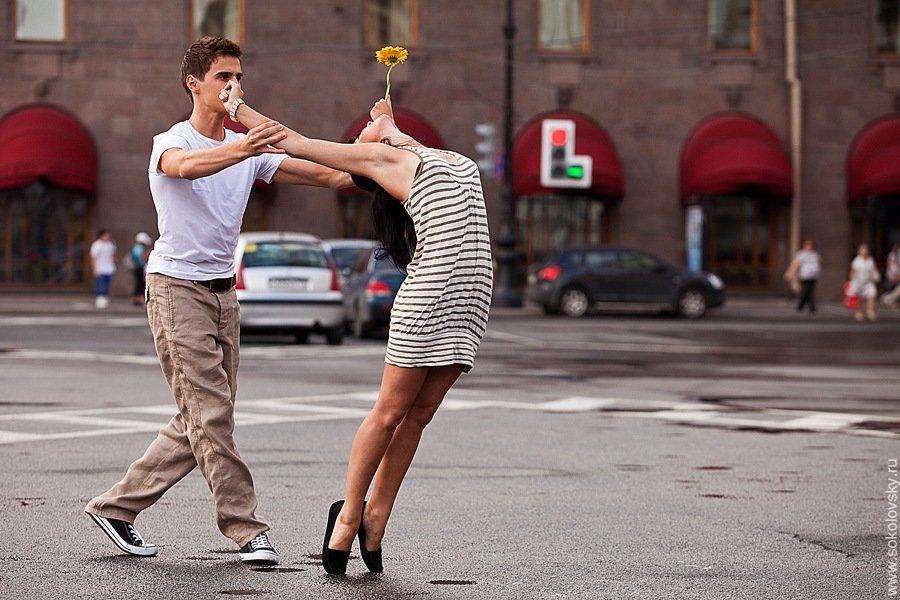 Картинки танцующих пар на красивых европейских улицах, сова