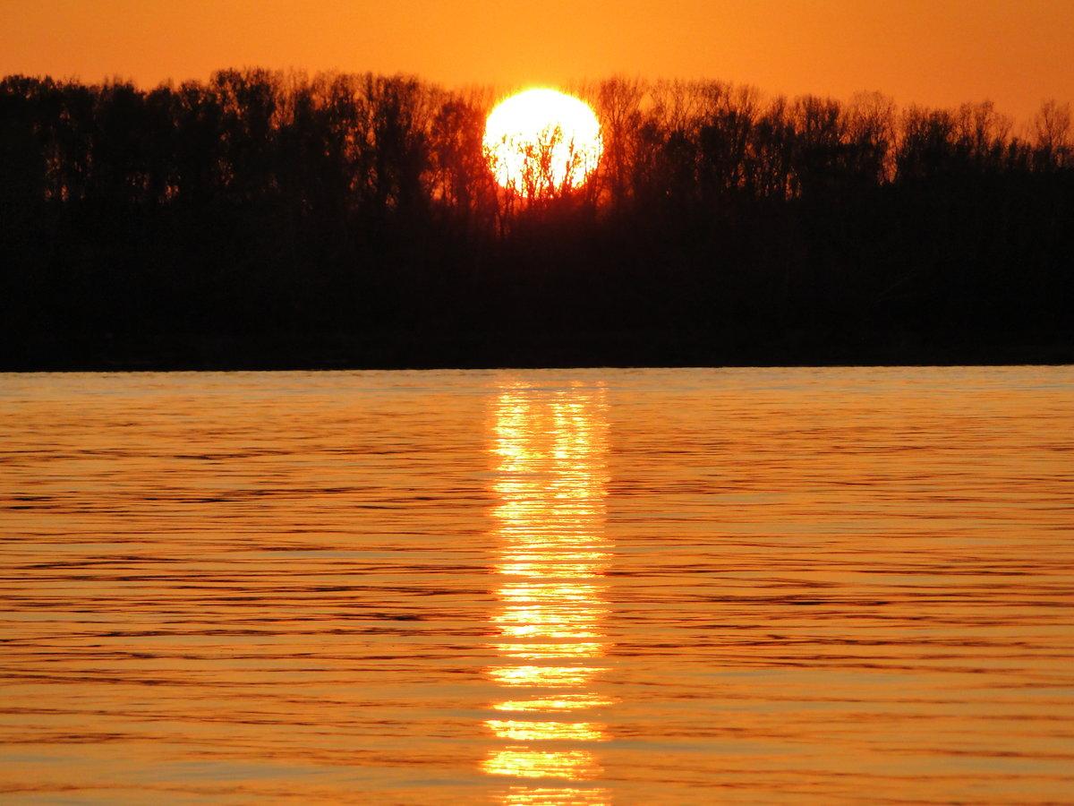 Солнце в воде картинки