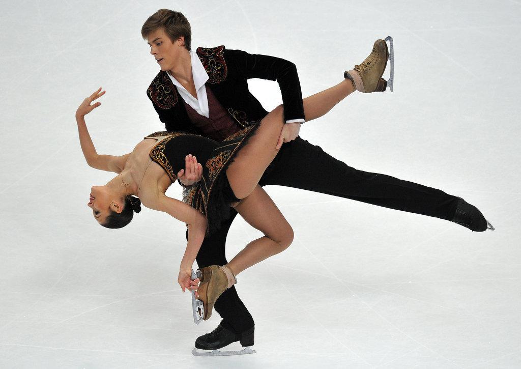 Фигурное катание танцевальные пары
