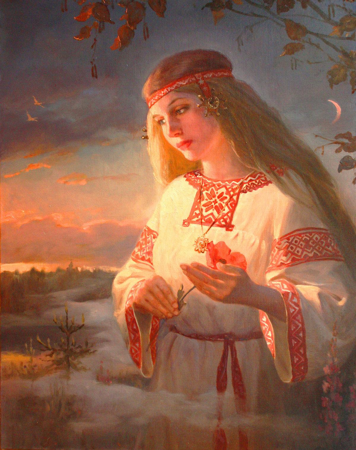 Зубик, картинки славяне