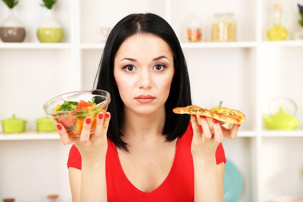 кушать раз в день и худеть