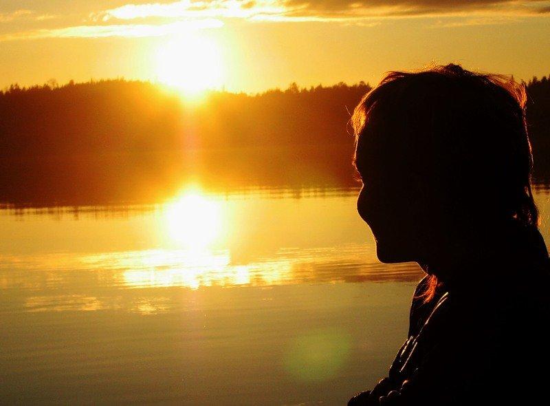 картинка взгляд в небо предотвратить появление воспаления