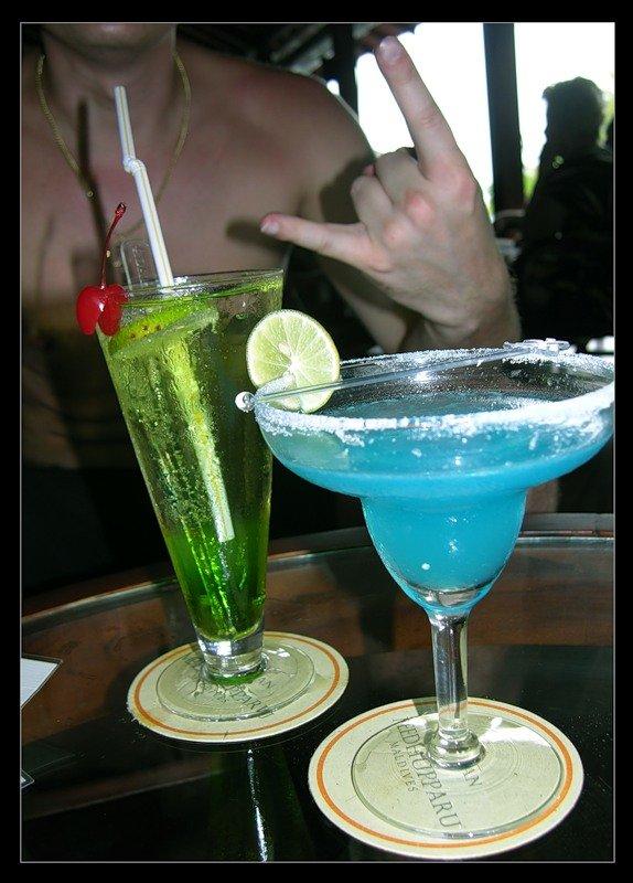 Алкогольный коктейль сперма большим