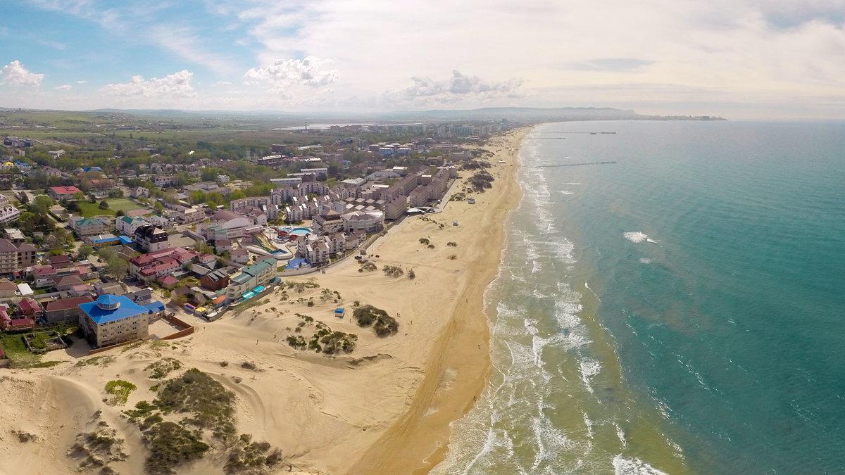 Описание пляжей Джемете