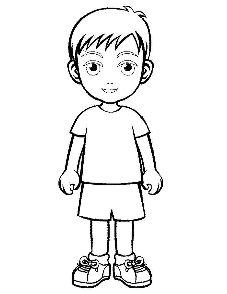 Картинка днем, картинки для мальчиков рисовать легко