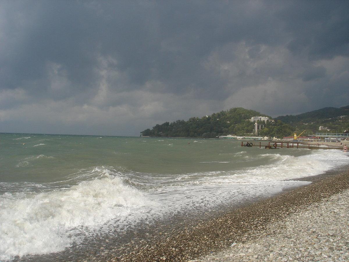 пляжи в хосте солнечный фото если разводка труб