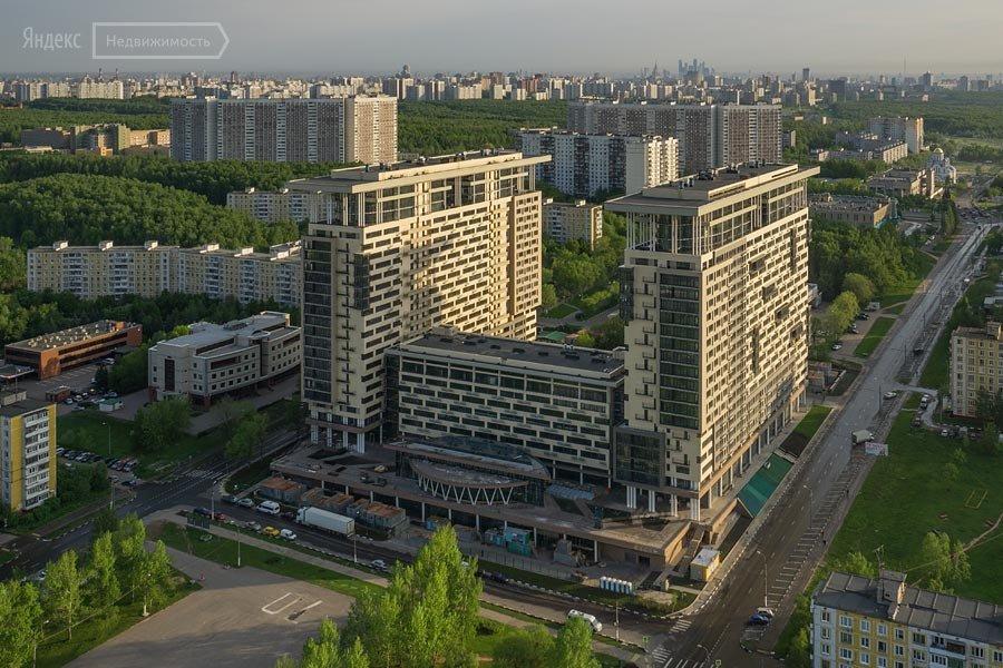 фото московских новостроек в районе ясенево изменилось