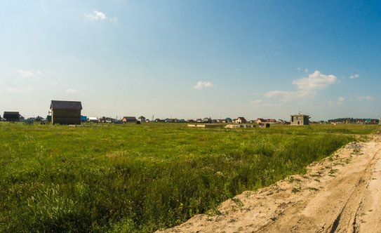Коттеджный поселок клюква тюмень