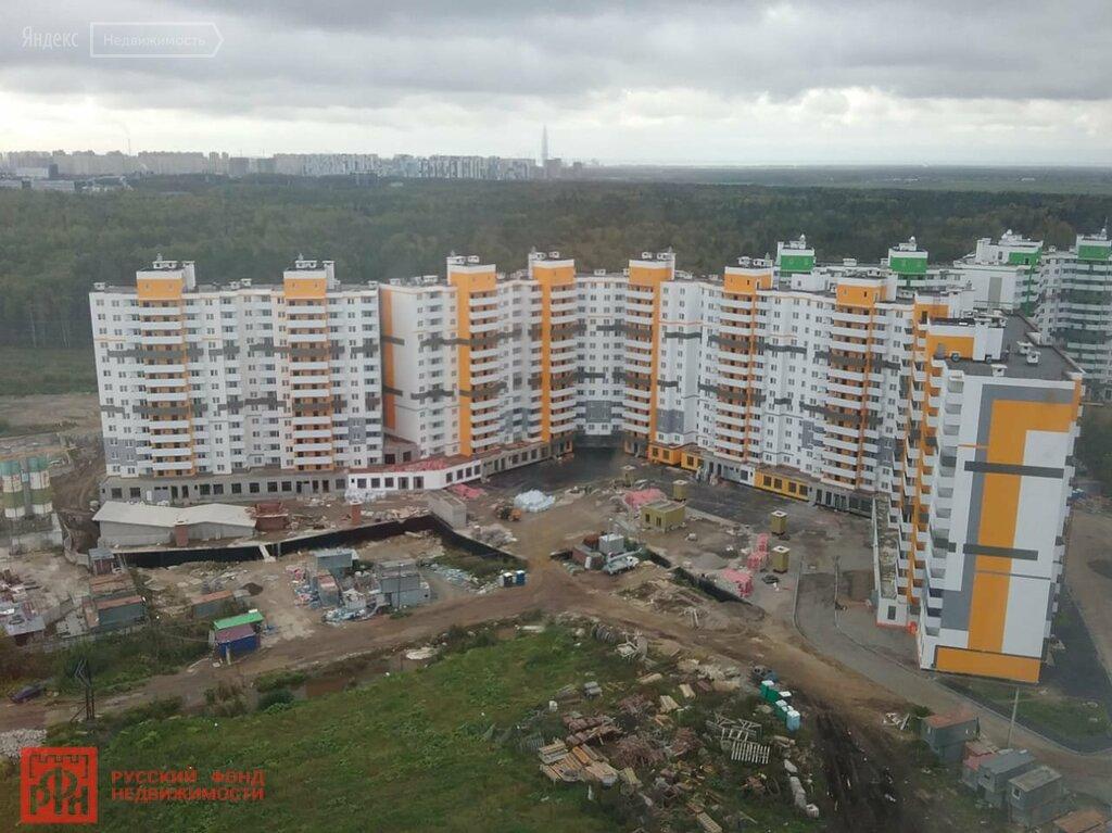 новостройки в парголово фото квартир