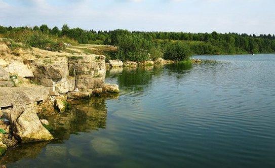 борницкий карьер рыбалка