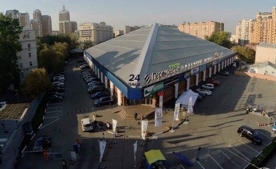 Торговый центр метро белорусская