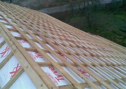 как крыть крышу металлочерепицей инструкция