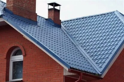как правильно крыть крышу металлочерепицей своими руками