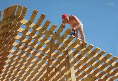 материал для обрешетки крыши
