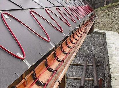 сливные трубы для крыши