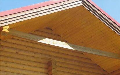 размеры свесов крыши