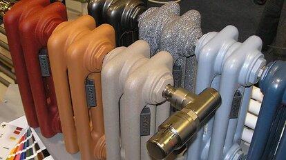 мощность чугунного радиатора отопления