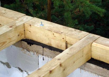 как правильно сделать мансардную крышу