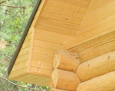 подшивка крыши своими руками