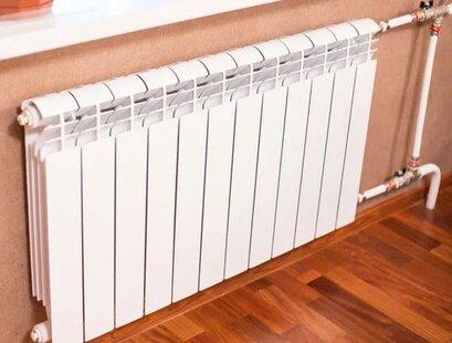 рассчитать мощность радиатора отопления