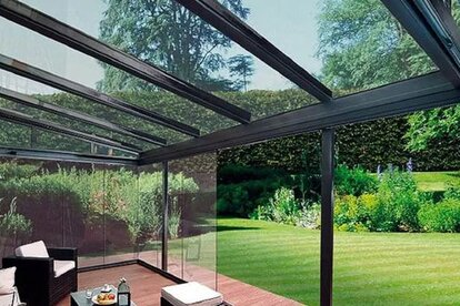 прозрачный материал для крыши