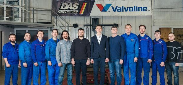 Автосервис «DAS Autoservice» в Октябрьском округе, отзывы