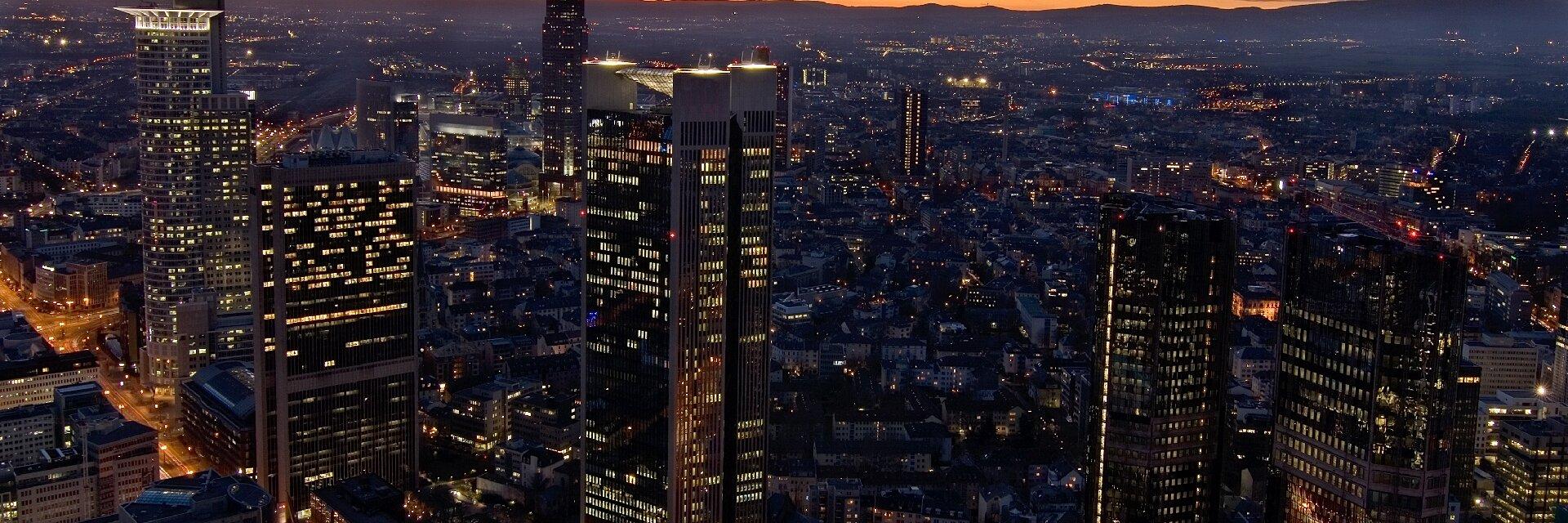 Поиск отелей во Франкфурте-на-Майне